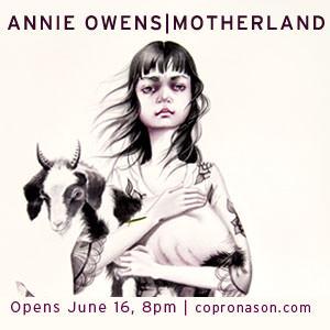 Annie Owens Ad