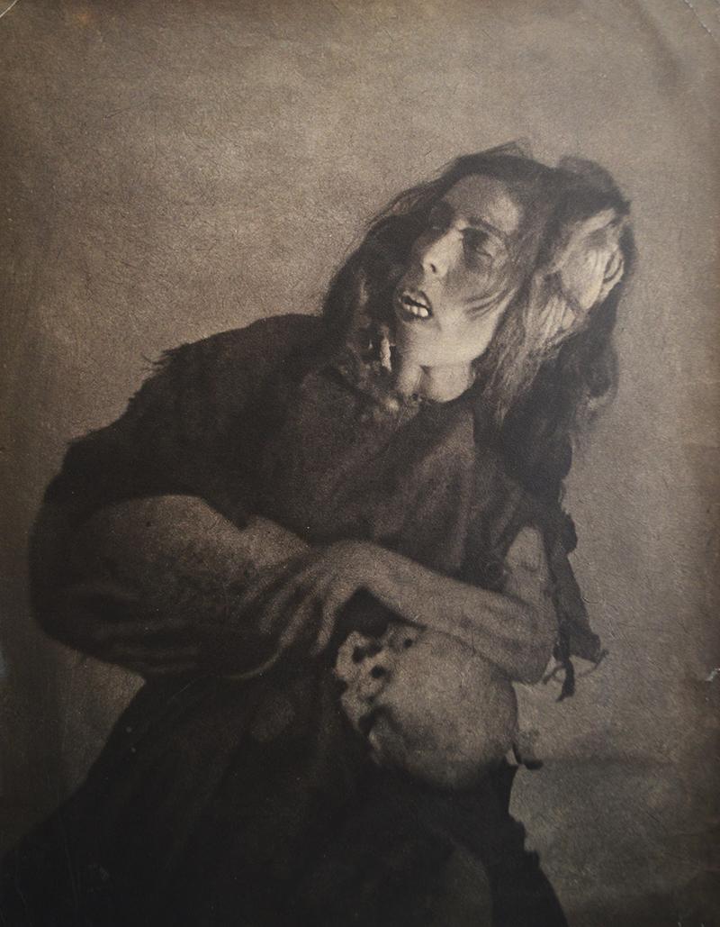 William Mortensen's Occult-Themed Photographs Subject of