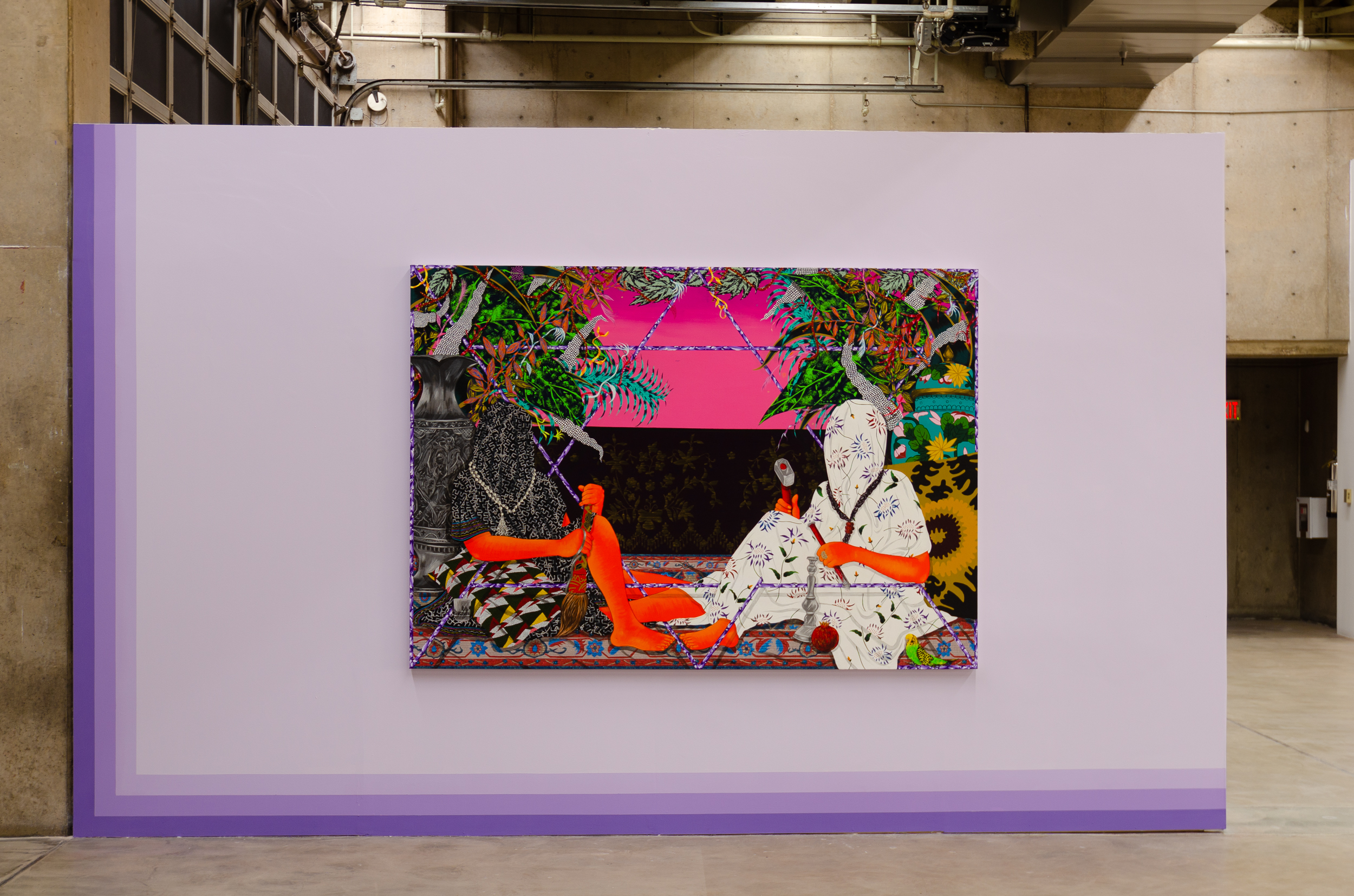 Amir H. Fallah Gets Major Solo Exhibition at MOCA Tucson