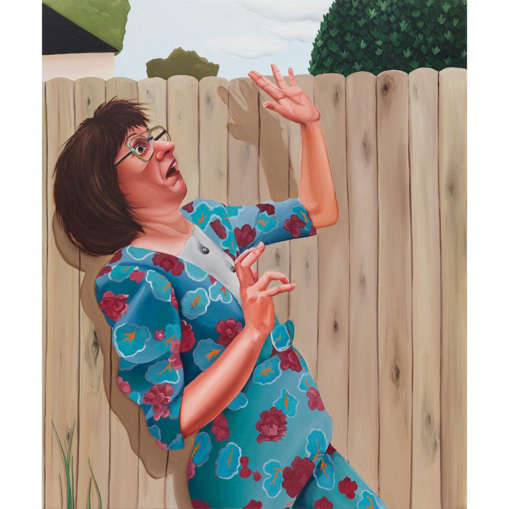 The Paintings of Madeleine Pfull