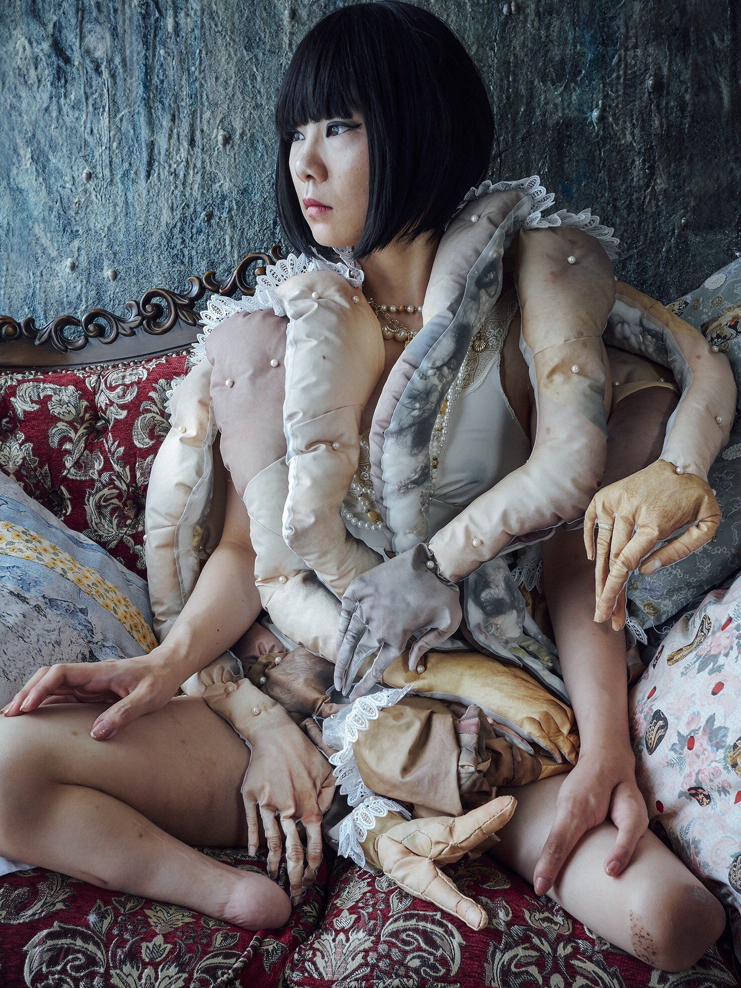 The Photography and Sculptures of Mari Katayama