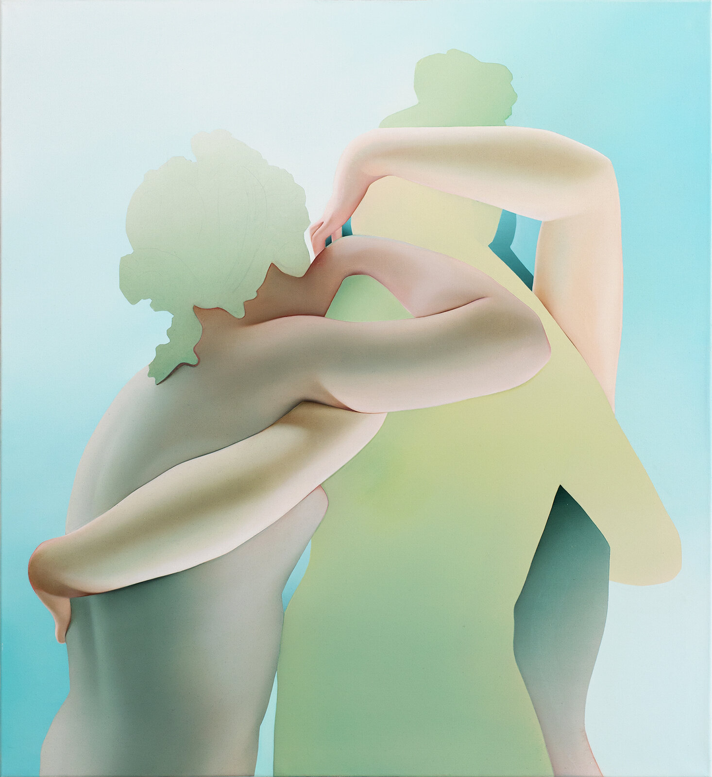 The Figurative Paintings of Vivian Greven