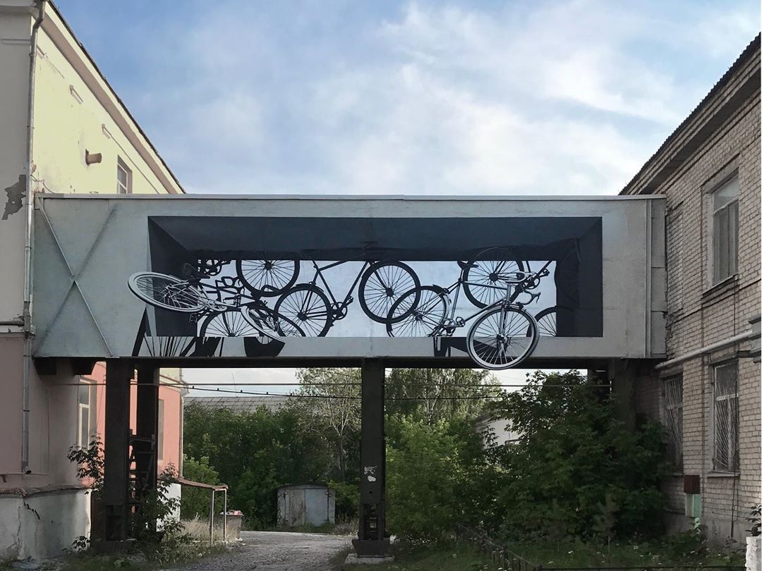 The Riveting Murals of Shozy